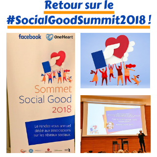 Retour sur le Social Good Summit 2018 !