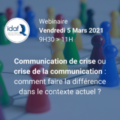Communication de crise ou crise de communication ?
