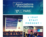 Retour sur le Forum des Associations et Fondations 2018 !